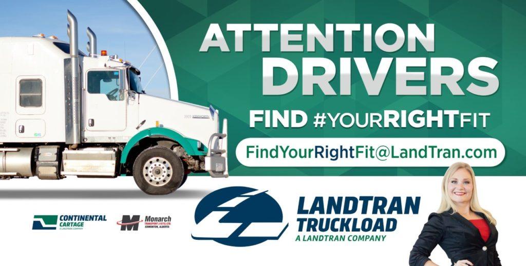 Driver thumbnail LandtranTruckload HP 1024x519